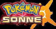 Pokémon Sonne logo