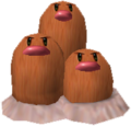 051Dugtrio Pokemon Stadium