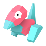 137Porygon Pokémon HOME
