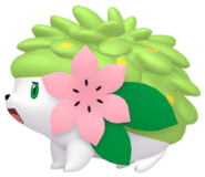 492Shaymin Land Forme Pokémon HOME