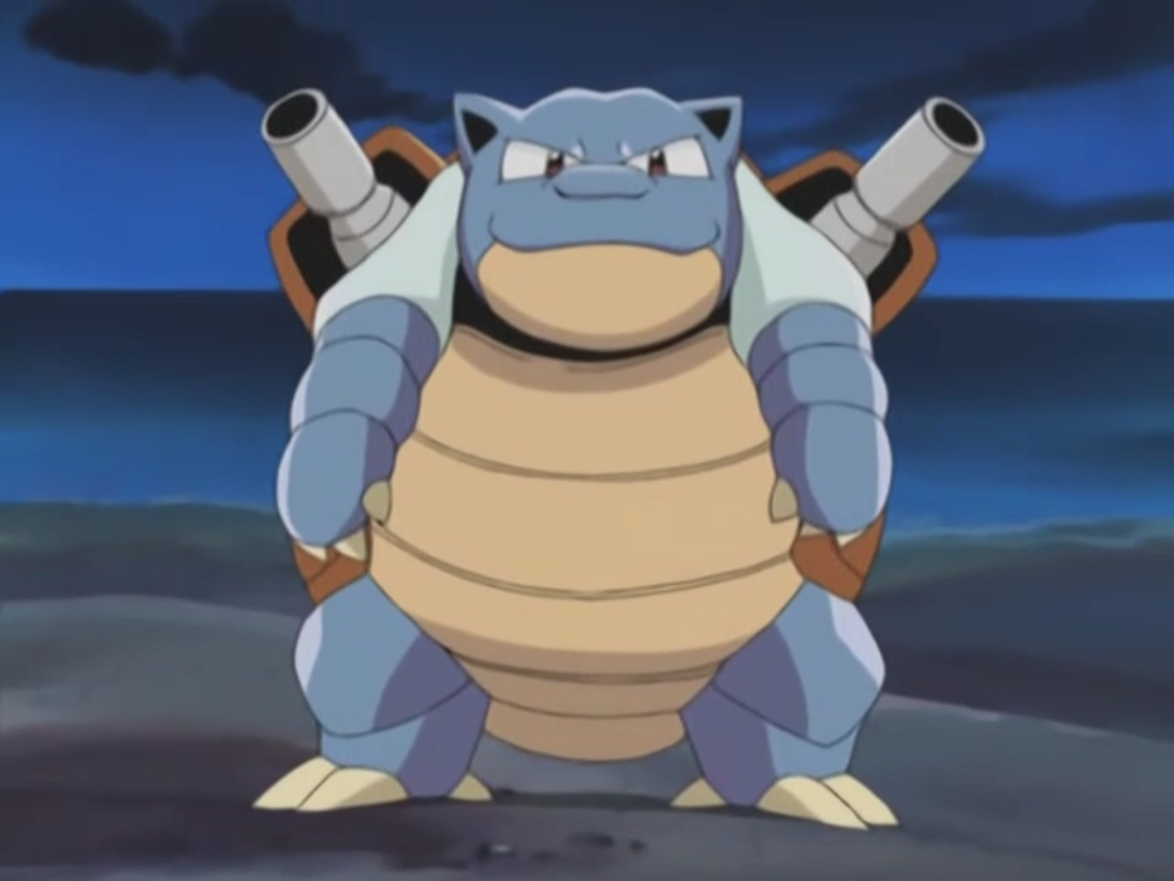 Jimmy's Blastoise