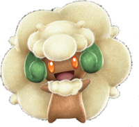 Support Whimsicott