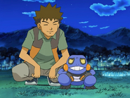 Brock and Croagunk