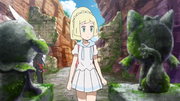 Lillie second outfit