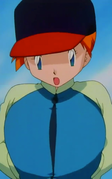 Misty in disguise