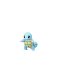 Squirtle GO Shiny