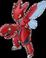 212Scizor Pokemon PokéPark
