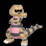 552Krokorok Pokémon HOME