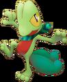 252Treecko Pokémon Super Mystery Dungeon