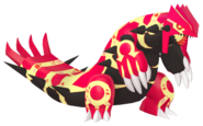 383Groudon Primal Pokémon HOME