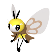 743Ribombee Pokémon HOME