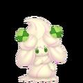 869Alcremie Vanilla Cream Clover Sweet Pokémon HOME