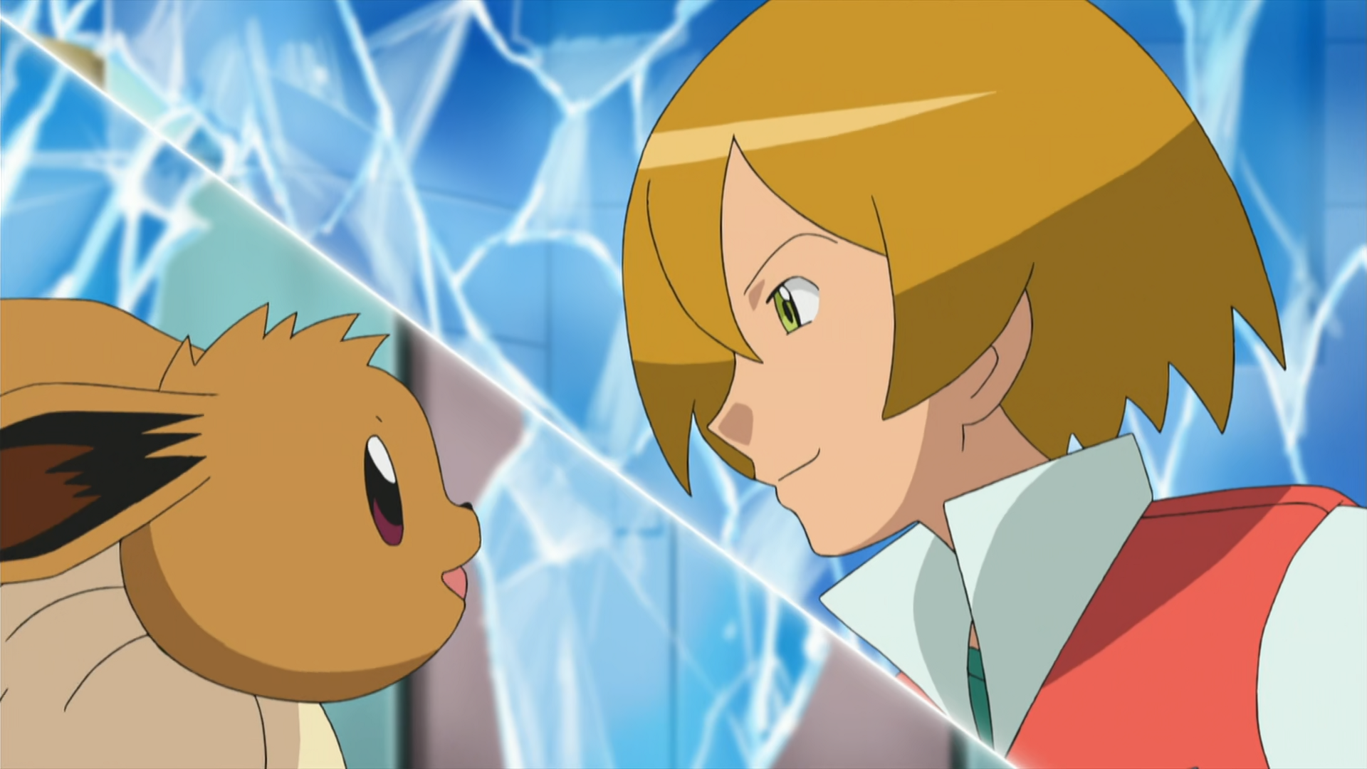 BW104: Team Eevee and the Pokémon Rescue Squad!