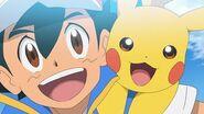UK ENTER PIKACHU! Pokémon Journeys The Series Episode 1