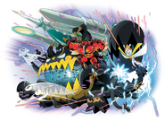 Ultra Beast Artwork