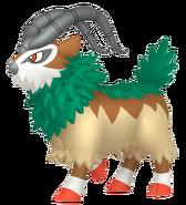 673Gogoat Pokémon HOME