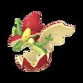 841Flapple Pokémon HOME