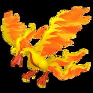 146Moltres Galarian Pokémon HOME SHINY