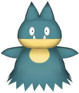 446Munchlax Pokémon PokéPark