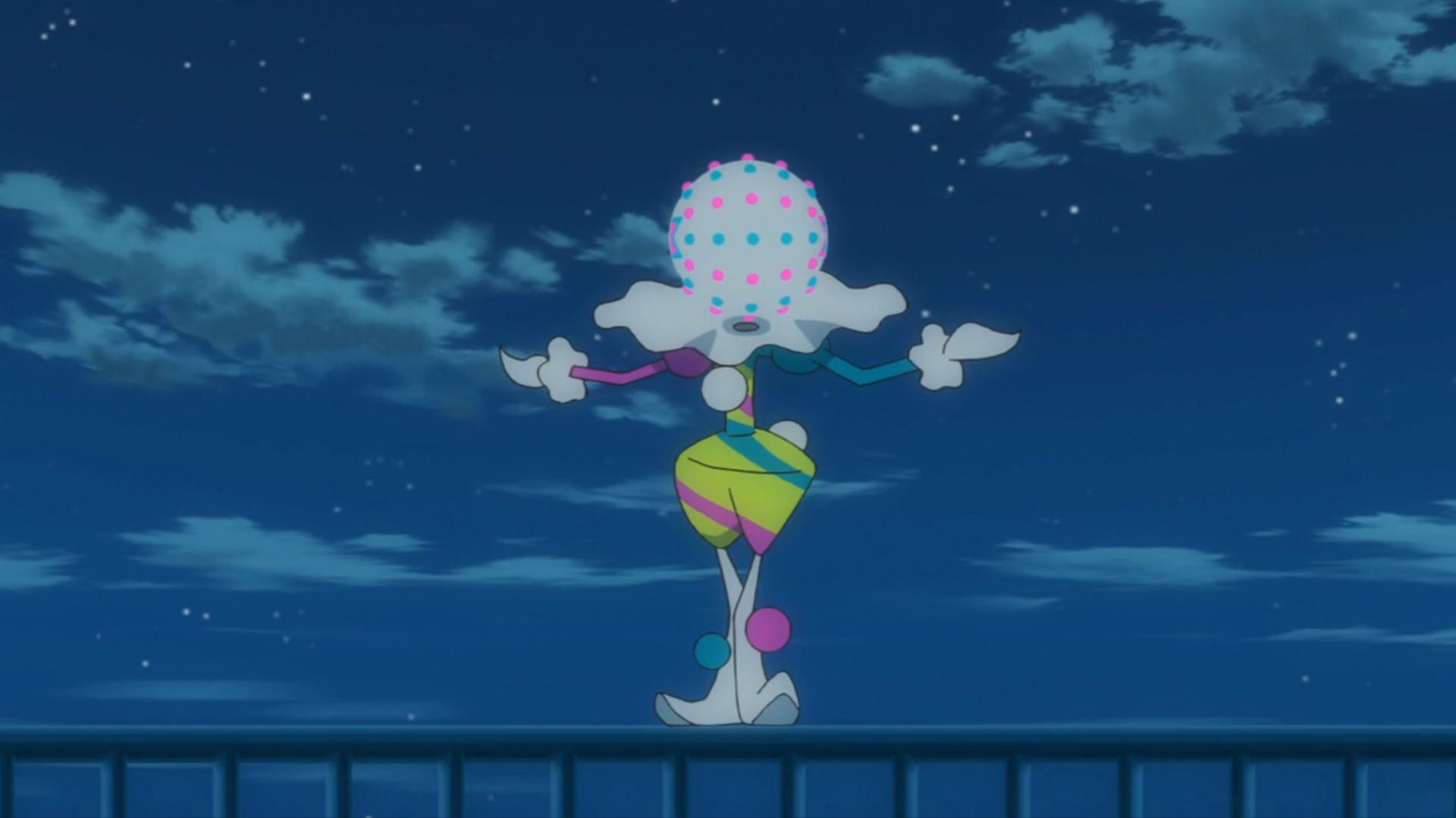 Blacephalon (anime)