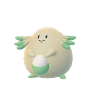 Chansey GO Shiny