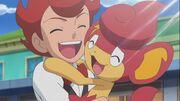 Chili hugging Pansear