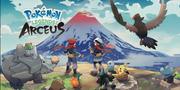 Pokémon Legends Arceus Artwork