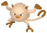 056Mankey Pokémon HOME