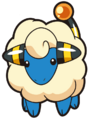 179Mareep OS anime 2