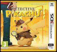 Detective Pikachu EU Boxart