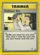 Professor elm tcg