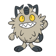 052Meowth Galarian Dream