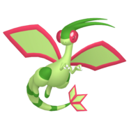 330Flygon Pokémon HOME