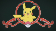 Pikachu MGM logo