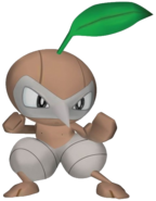 274Nuzleaf Pokemon Colosseum