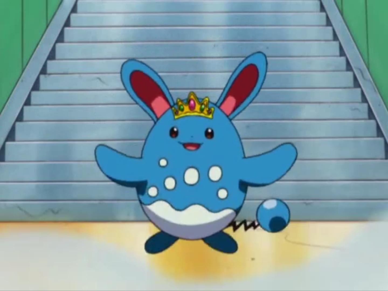 Azumarill (Pikachu's Summer Festival)