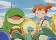 Misty and Politoad