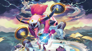 Mega Hoopa Pokemon TCG XY Ancient Origins