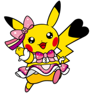 025Pikachu Pop Star Dream
