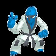 539Sawk Pokémon HOME
