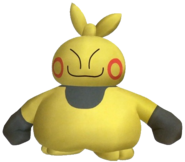 296Makuhita Pokemon Colosseum