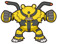 466Electivire DP anime 2