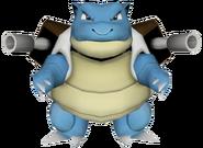 009Blastoise Pokémon PokéPark