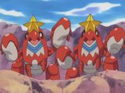 Team Aqua Crawdaunt