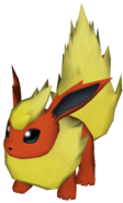 136Flareon Pokemon PokéPark
