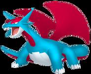 373Salamence Pokémon HOME