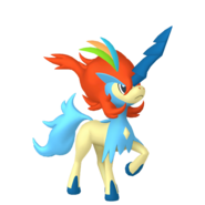 647Keldeo Resolute Pokémon HOME