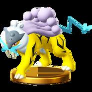 라이코 피규어 Wii U