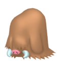 221Piloswine Female Pokémon HOME