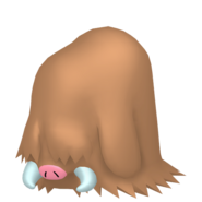 221Piloswine Female Pokémon HOME